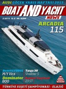 Boat and Yacht News – Sayı 13 – Haziran 2015