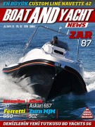 Boat and Yacht News – Sayı 21 – Şubat 2016