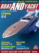 Boat and Yacht News – Sayı 25 – Eylül-Ekim 2016